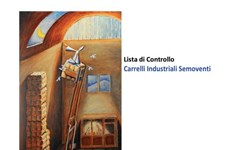 Screenshot LISTA CONTROLLO CARRELLI INDUSTRIALI SEMOVENTI