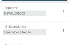 Screenshot EWO - PROCEDURE SICUREZZA IN EMERGENZA - WCM UNI/TR 11542