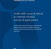 Immagine METODO INAIL ANALISI CAUSE ROTTURA MATERIALI METALLICI