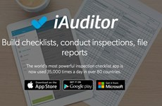 Screenshot iAUDITOR DISPONIBILE SU SISTEMI WINDOWSPHONE