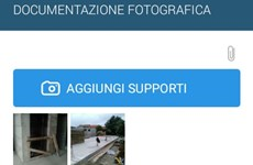 Screenshot VERBALE SICUREZZA CANTIERE DL 81 2008 APP IAUDITOR AGG. 2019