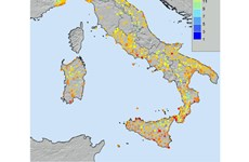 Screenshot RAPPORTO ISPRA INDICATORI CLIMA IN ITALIA