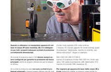 Screenshot MANUALE SUVA USO IN SICUREZZA DEL LASER