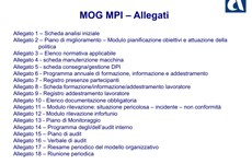 Screenshot GUIDA PER MOG PROCEDURE SEMPLIFICATE PER LE PMI