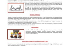 Screenshot INFORMATIVA HEALTH AND SAFETY